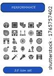 modern simple set of... | Shutterstock .eps vector #1765757402