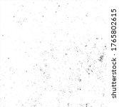 grunge black ink splat.abstract ...   Shutterstock .eps vector #1765802615