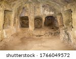 Underground Ancient Burial...