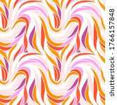 colorful seamless striped... | Shutterstock .eps vector #1766157848