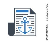 anchor text related vector... | Shutterstock .eps vector #1766222732