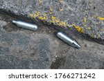 Metal Cylinders Containing...