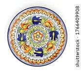 Artisan Dish Handmade In Mexico