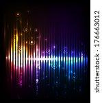 equalizer | Shutterstock .eps vector #176663012