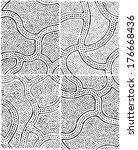 a vector illustration of... | Shutterstock .eps vector #176668436