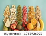 Dried Fruits And Fruit Chips...