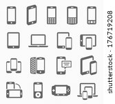 responsive design icons for...