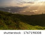 Scenic View Of Mountain With...