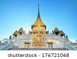 Buddha Temple Of Wat Trimitr I...