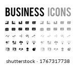 business devleopment and... | Shutterstock .eps vector #1767317738