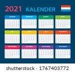 2021 calendar   vector template ...   Shutterstock .eps vector #1767403772