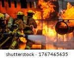 Fire Brigade People...