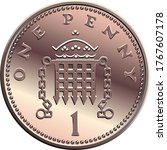 Vector British Money Bronze...