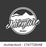vector illustration  retro... | Shutterstock .eps vector #1767728348