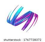 vector illustration  3d... | Shutterstock .eps vector #1767728372