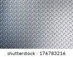 rough texture of black steel...   Shutterstock . vector #176783216
