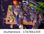 Raw Blue Swimming Crab Or...