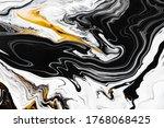 fluid art texture. backdrop... | Shutterstock . vector #1768068425