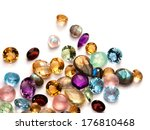 collection of many different... | Shutterstock . vector #176810468