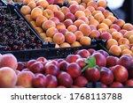 Clorful Photo Of Cherries ...