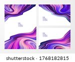 vector illustration  set of... | Shutterstock .eps vector #1768182815