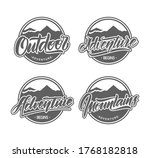 vector illustration  set of... | Shutterstock .eps vector #1768182818