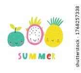 Happy Kawaii Fruits Summer...