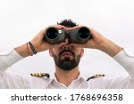 A Navigation Officer Looking...