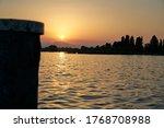 Romantic Sunset On The Lake...