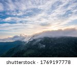 Landscapes Beautiful Of Clouds...