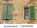 old window | Shutterstock . vector #176930582