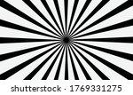 black and white rays  black... | Shutterstock .eps vector #1769331275