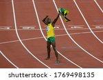 Usain Bolt In The Summer...