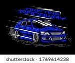 design illustration of a fast...   Shutterstock .eps vector #1769614238