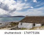 Thatched Cottage On Uist  Oute...