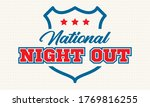 national night out.this is a... | Shutterstock .eps vector #1769816255