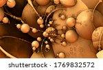 abstract background 3d ...   Shutterstock . vector #1769832572