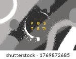 abstract vector background with ... | Shutterstock .eps vector #1769872685