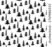 seamless pattern made from... | Shutterstock .eps vector #1769886515