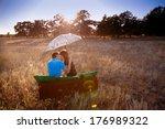 love under the rain | Shutterstock . vector #176989322