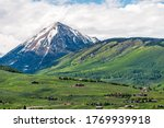 Mount Crested Butte Mountain...