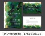 wedding invitation cards ... | Shutterstock .eps vector #1769960138