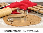 Setting Of A Rolling Pin And...