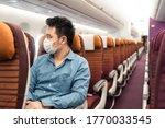Asian Traveler Business Man...