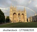 Rainbow Over Peterborough...