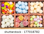 Selection Of Colroful Sweets I...