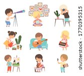 Kids Hobby Or Creative...