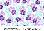floral print. delicate colors... | Shutterstock .eps vector #1770473612