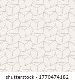 repetitive linear graphic... | Shutterstock .eps vector #1770474182