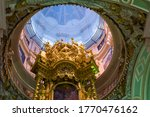 Peter And Paul Cathedral  ...